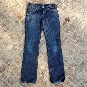 Citizens of Humanity denim blue jeans straight leg